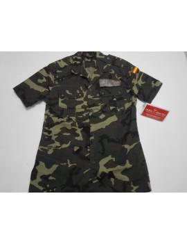 Camisa militar Boscosa talla 3