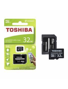 Tarjeta Micro SDHC Toshiba...