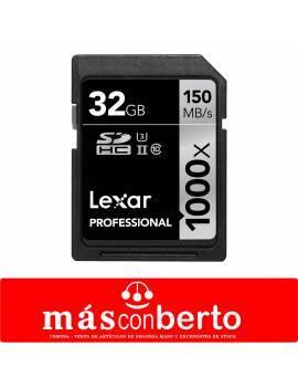 Tarjeta SD 32Gb 150MB/s Lexar