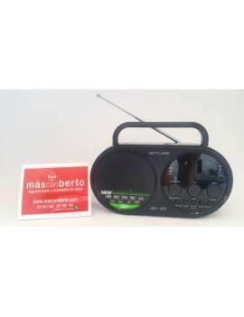 Radio despertador Muse M088R
