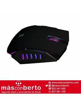 Ratón Mars Gaming MM116