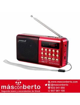 Radio portatil kk11