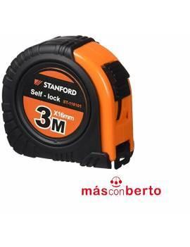 Flexómetro 3M x 16MM STANFORD