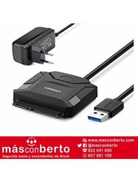 Adaptador de USB 3.0 a SATA...