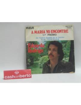Eduardo Rodrigo (45 rpm)
