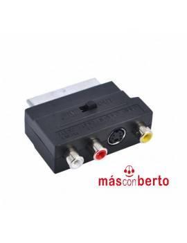 Adaptador Euroconector A 3...
