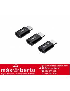 Adaptador USB tipo C/Micro USB