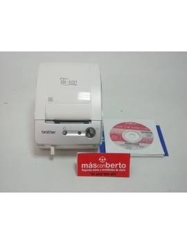 Impresora Brother QL_500 P-Tou