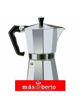 Cafetera 6 Tazas Aluminio...