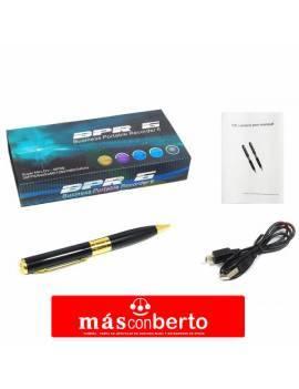 Bolígrafo espía BPR 6