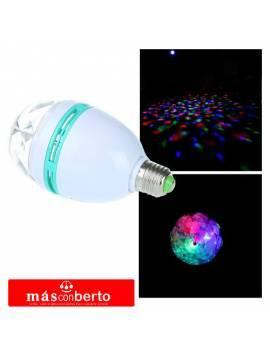 Bombilla giratoria LED 3W