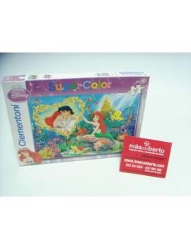 Puzzle La Sirenita 60 piezas