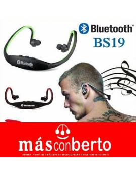 Auriculares Bluetooth BS19C