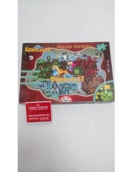 Puzzle Gormiti 250 piezas