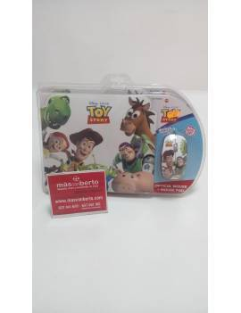 Ratón + alfombrilla toy story