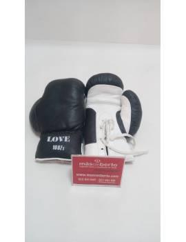 Guantes Boxeo Love 10 Onzas