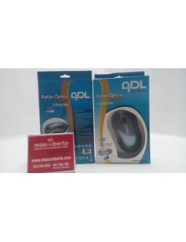Ratón Optico Wireless ADL