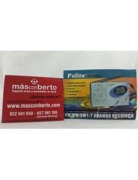 Radio FM Palito PA-6655