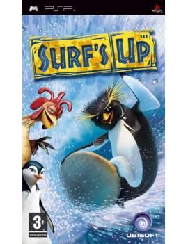 Juego PSP Locos por el surf