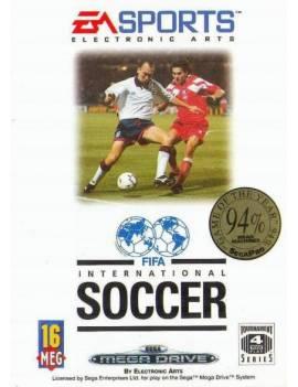 Juego MegaDrive FIFA...