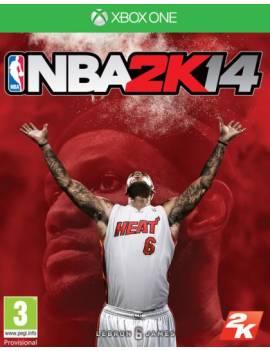 Juego Xbox One NBA 2K14