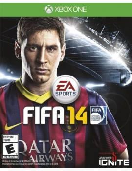 Juego Xbox One FIFA 14
