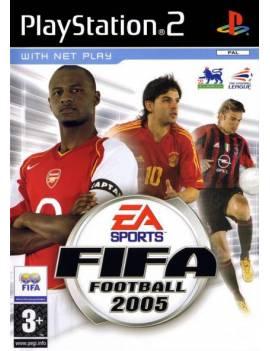 Juego PS2 FIFA 2005