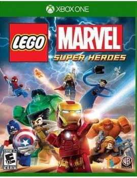 Juego Xbox One Lego Marvel...