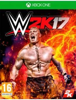 Juego Xbox One WWW 2K17