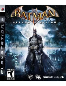 Juego PS3 Batman Arkham Asylum