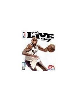 Juego Megadrive NBA LIVE 97