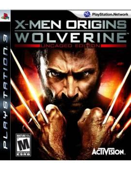 Juego PS3 X MEN orígenes...