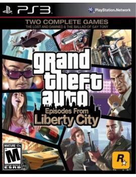Juego PS3 GTA Grand theft...
