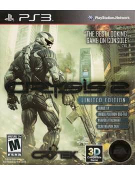 Juego PS3 Crysis 2