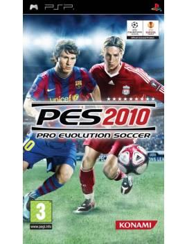 Juego PSP PES 2010