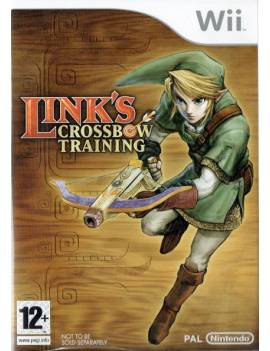 Juego WII Links Crossbow...