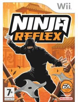 Juego WII Ninja Reflex