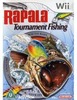 Juego WII Rapala Tournament...