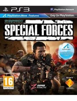Juego PS3 Socom Special Forces