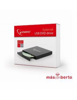 Lector Grabador Dvd USB...