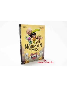 Cómic Norman y Mix