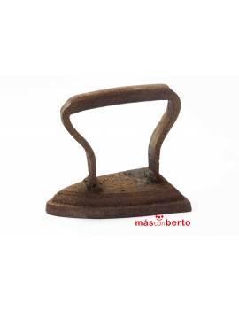 Plancha antigua de HIerro