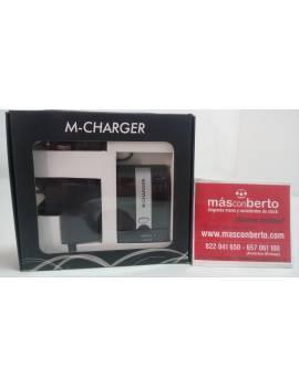Cargador de pilas M-Charger