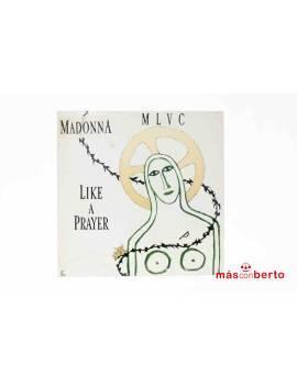 Vinilo Madonna Like a Prayer