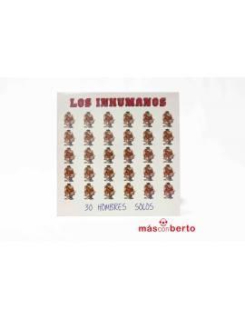 Vinilo Los Inhumanos 30...