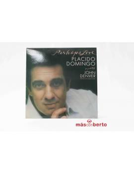 Vinilo Plácido Domingo con...
