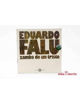 Vinilo Eduardo Falu Zamba...
