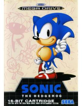 Juego MegaDrive Sonic The...