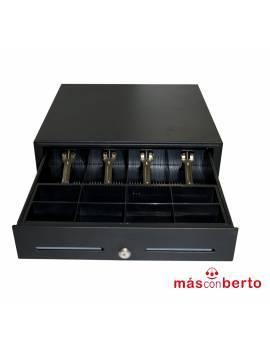 Cajón Portamonedas negro