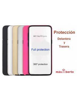 Funda 360 Samsung A20e Rosa
